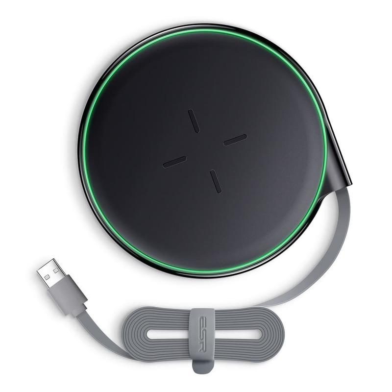 Ultra Slim Wireless Charger 5W10W black