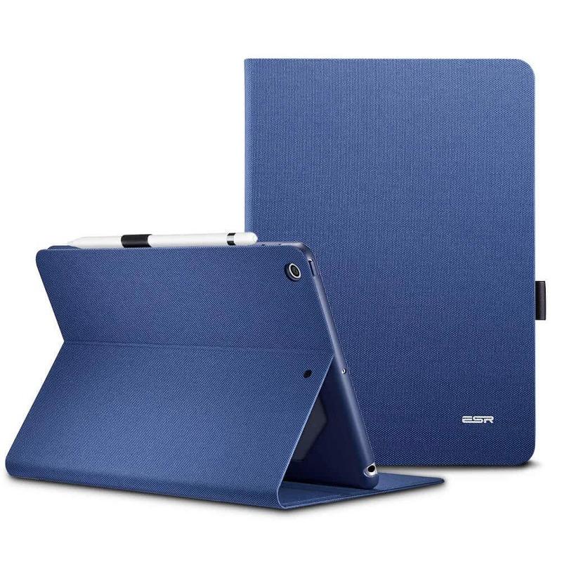 iPad 9.7 20182017 Urban Premium Folio Case blue