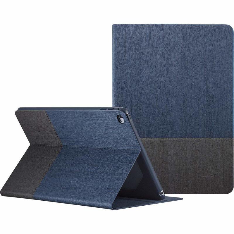 iPad Mini 4 Urban Premium Folio Case blue gray