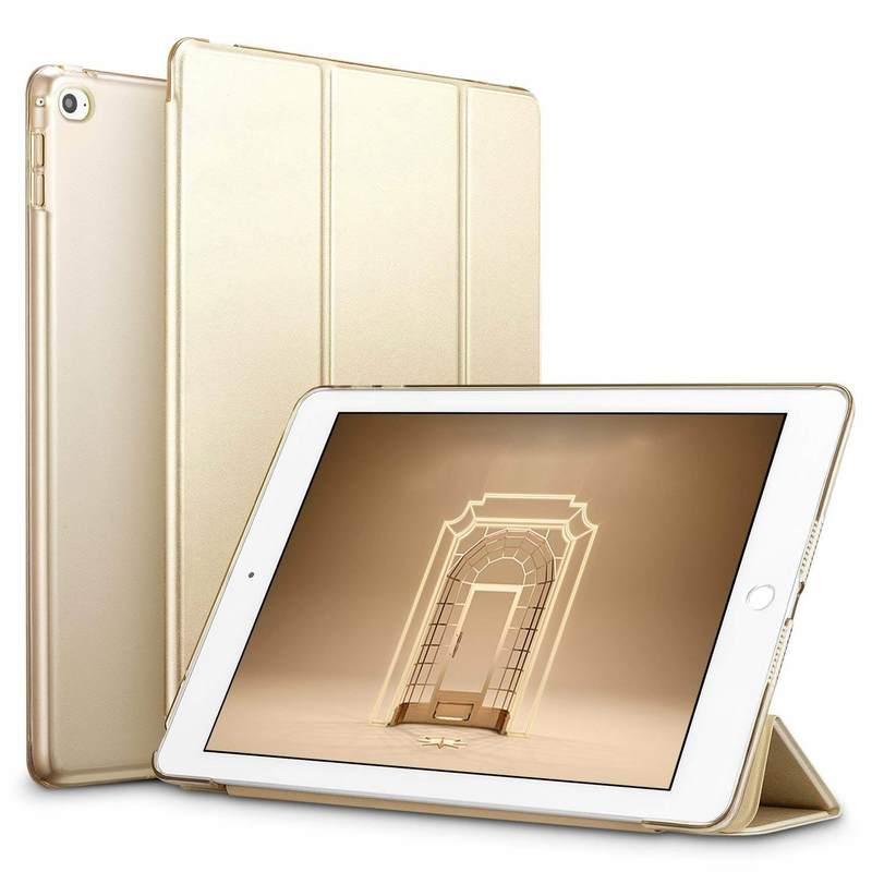 iPad Mini 4 Yippee Trifold Smart Case gold