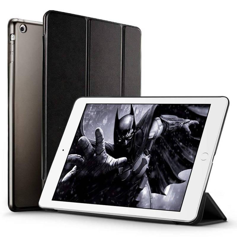 iPad Mini Mini 2 Mini 3 Yippee Trifold Smart Case black