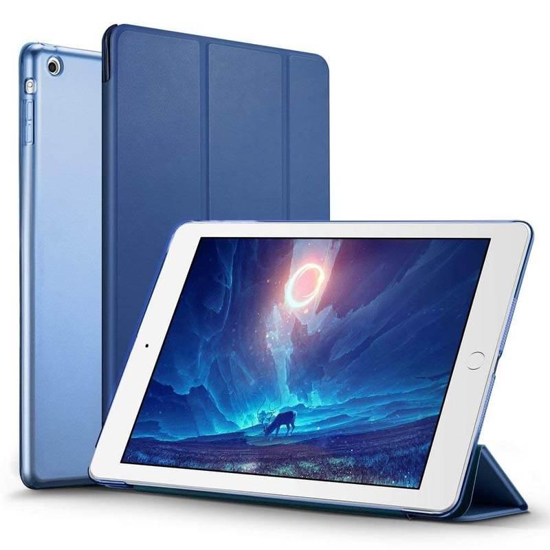 iPad Mini Mini 2 Mini 3 Yippee Trifold Smart Case navy