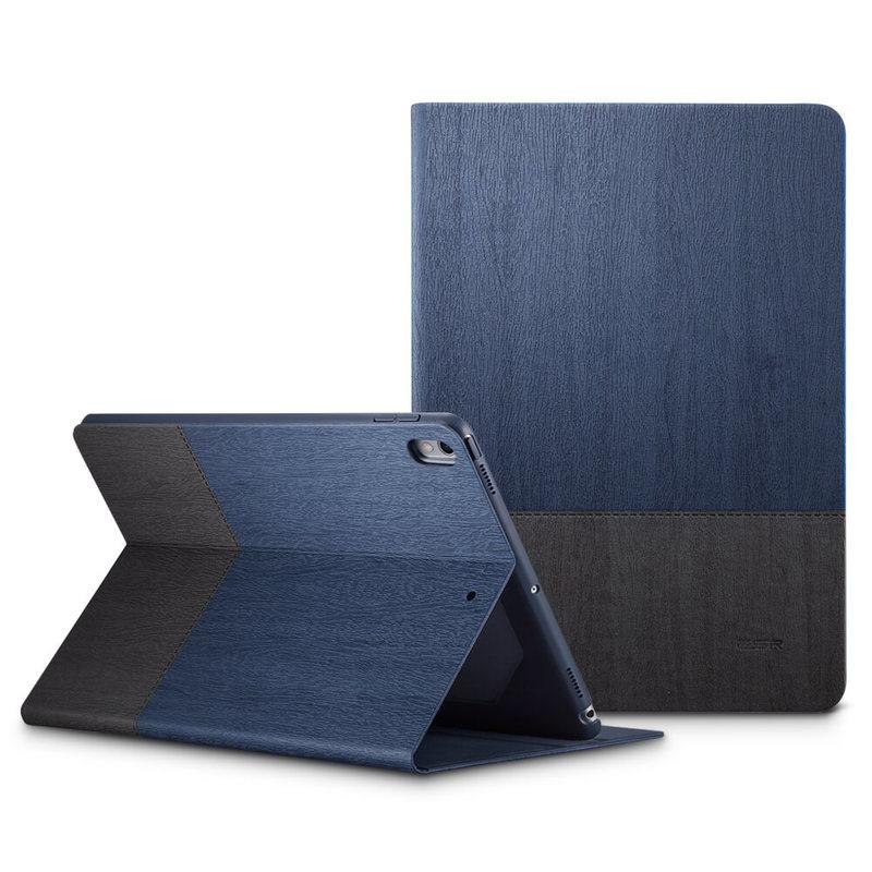 iPad Pro 10.5 Urban Premium Folio Case blue gray 1