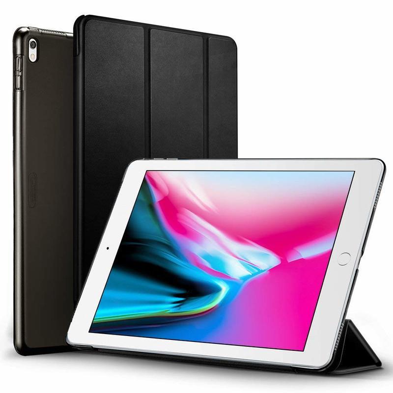 iPad Pro 12.9 2017 Yippee Trifold Smart Case black