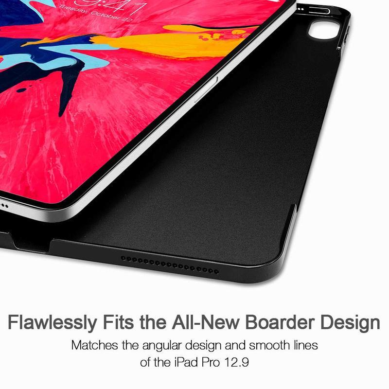 iPad Pro 12.9 2018 Yippee Trifold Smart Case 3 1