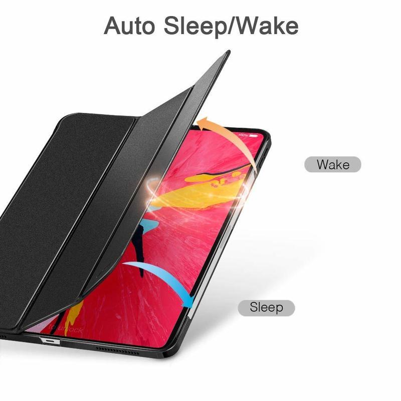 iPad Pro 12.9 2018 Yippee Trifold Smart Case 4 1