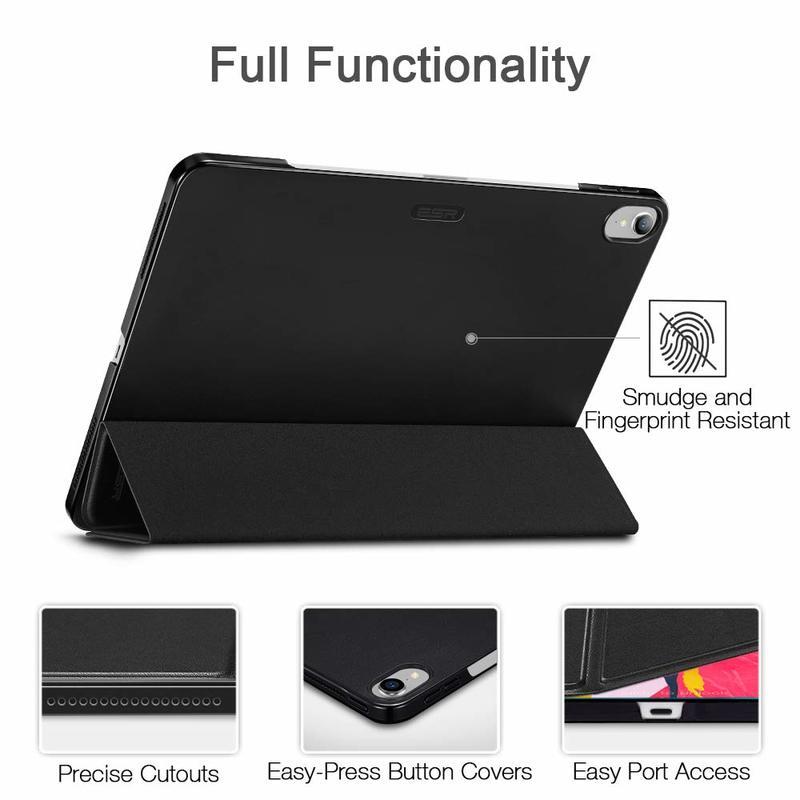 iPad Pro 12.9 2018 Yippee Trifold Smart Case 5 1