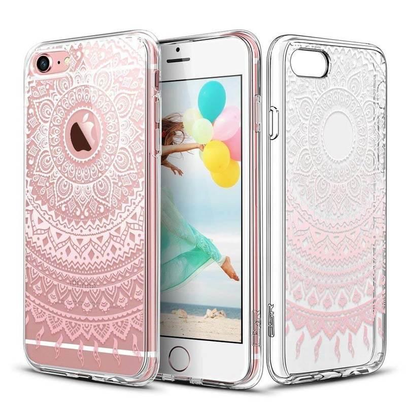 iPhone 6s6 Case with Pattern pink manjusaka