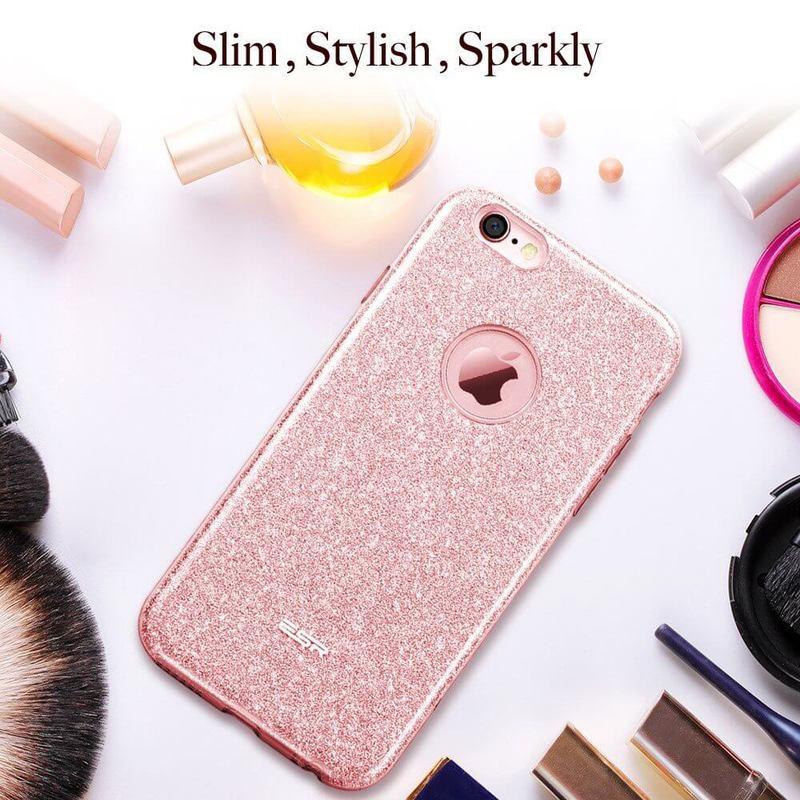 iPhone 6s6 Makeup Glitter Case 1