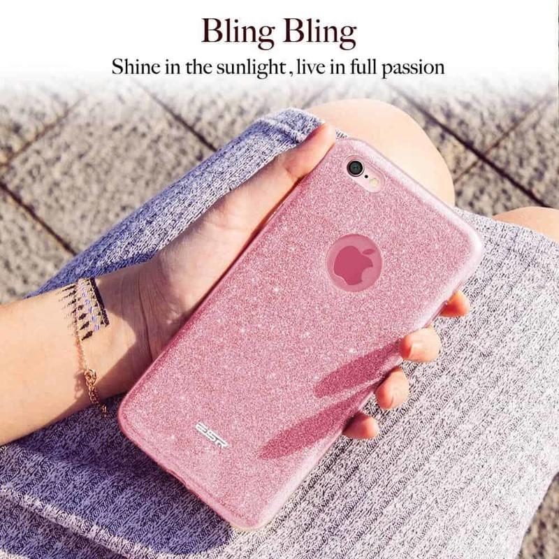 iPhone 6s6 Makeup Glitter Case 2