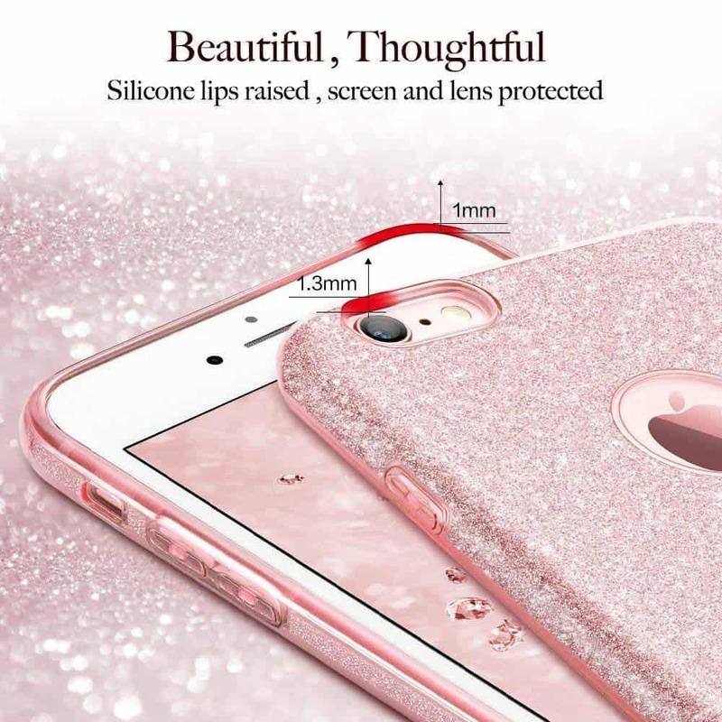 iPhone 6s6 Makeup Glitter Case 4