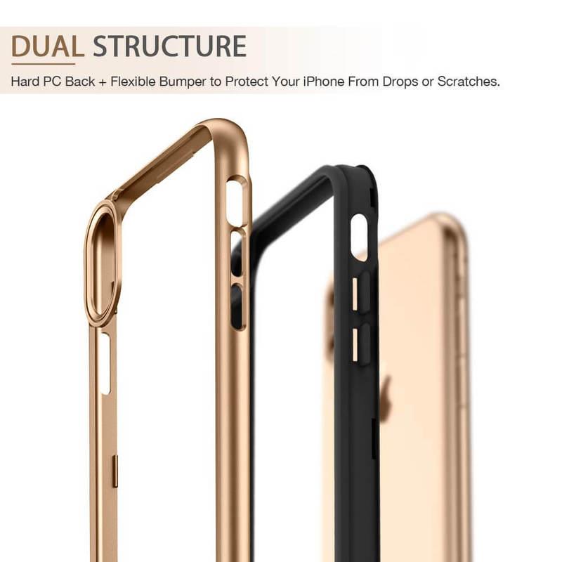 iPhone XS Max Bumper Hoop Case-1