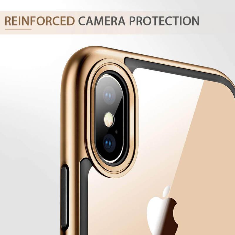 iPhone XS Max Bumper Hoop Case-5