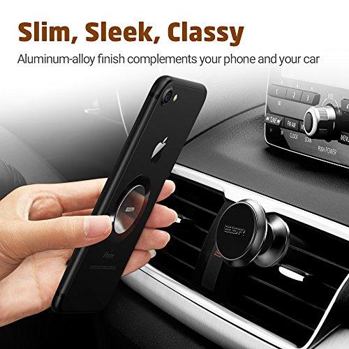 magnetic air vent car phone holder 2