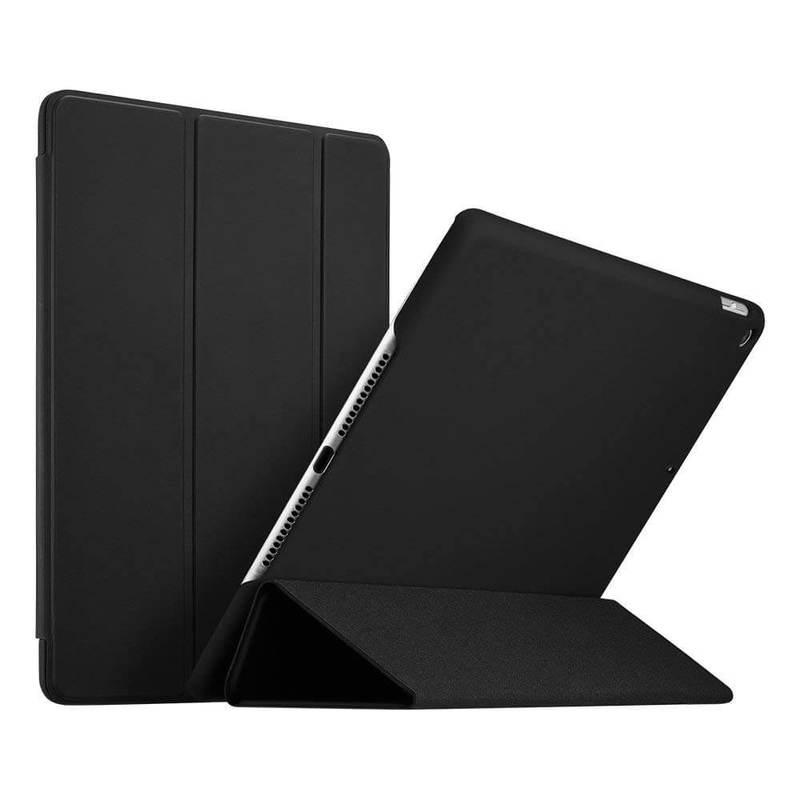 iPad 9.7 20182017 Yippee Premium Trifold Case black