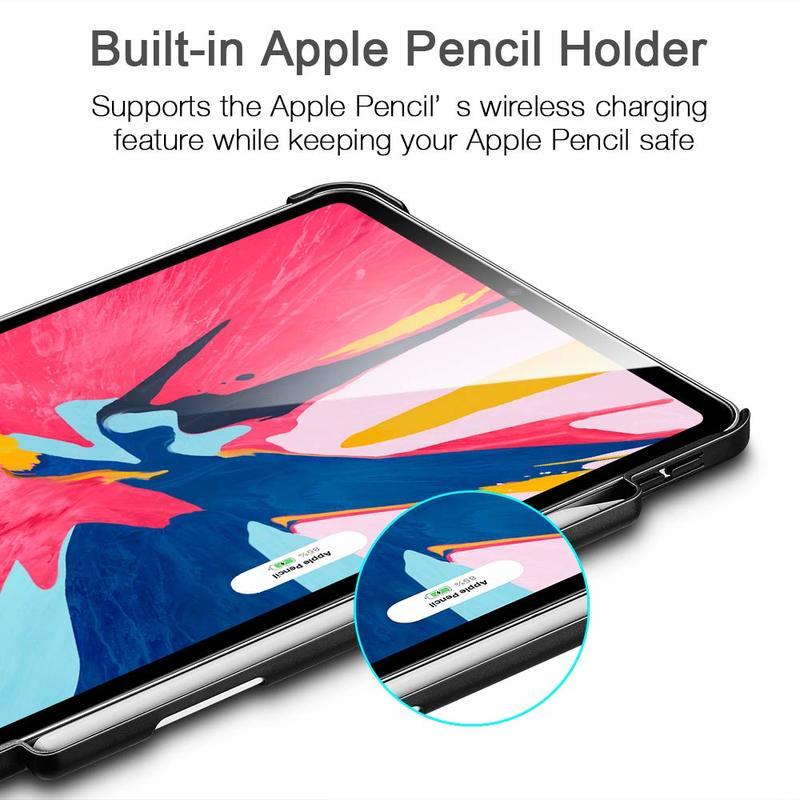 iPad Pro 11 Yippee Pencil Trifold Case 1