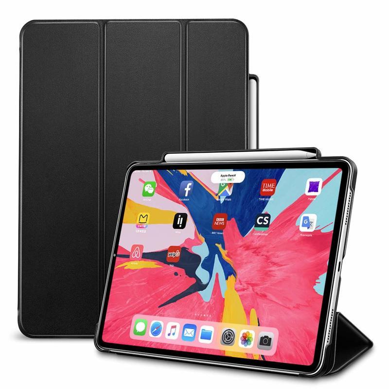 iPad Pro 11 Yippee Pencil Trifold Case black