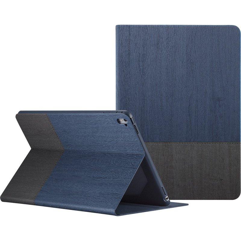 iPad Pro 9.7 Urban Premium Folio Case blue gray 1