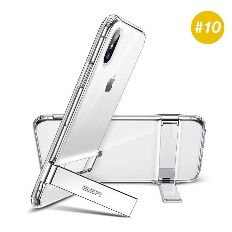10-iPhone-XS-Max-Metal-Kickstand-Case-clear