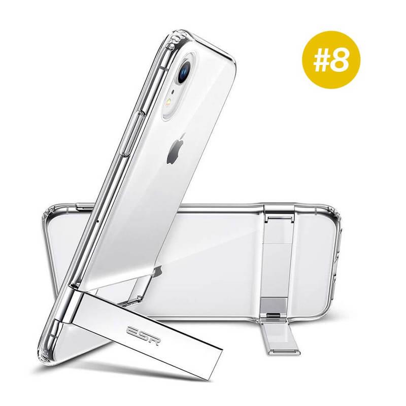 8-iPhone-XR-Metal-Kickstand-Case-clear