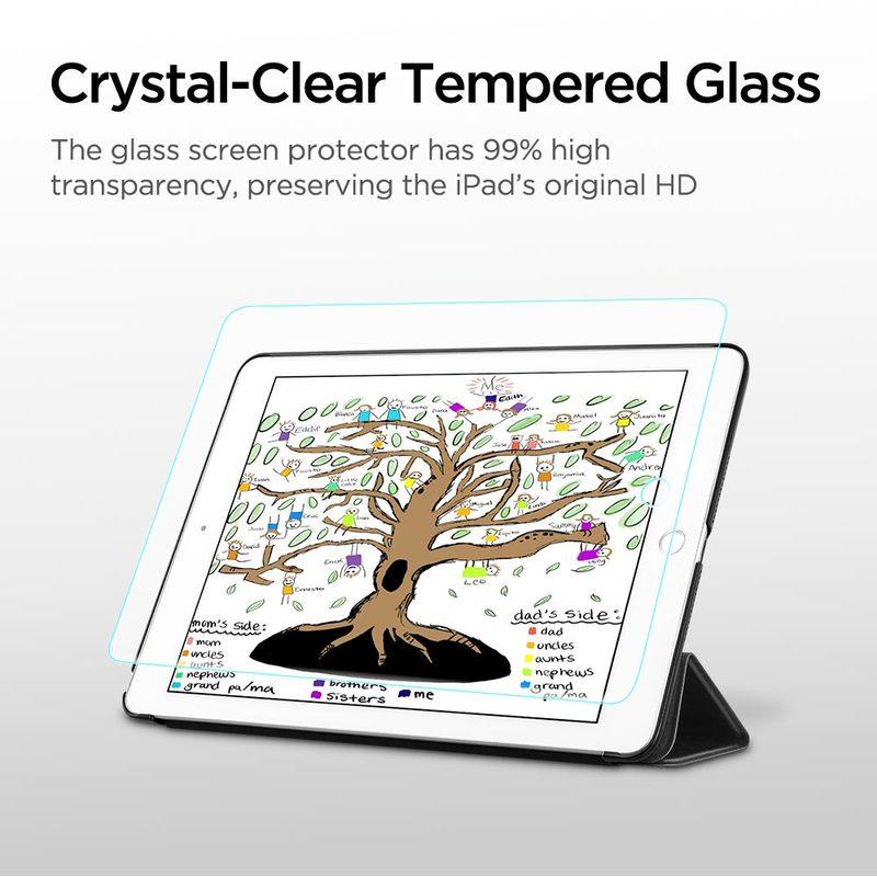 iPad 9.7 20182017 Full Coverage Protection Combo 4