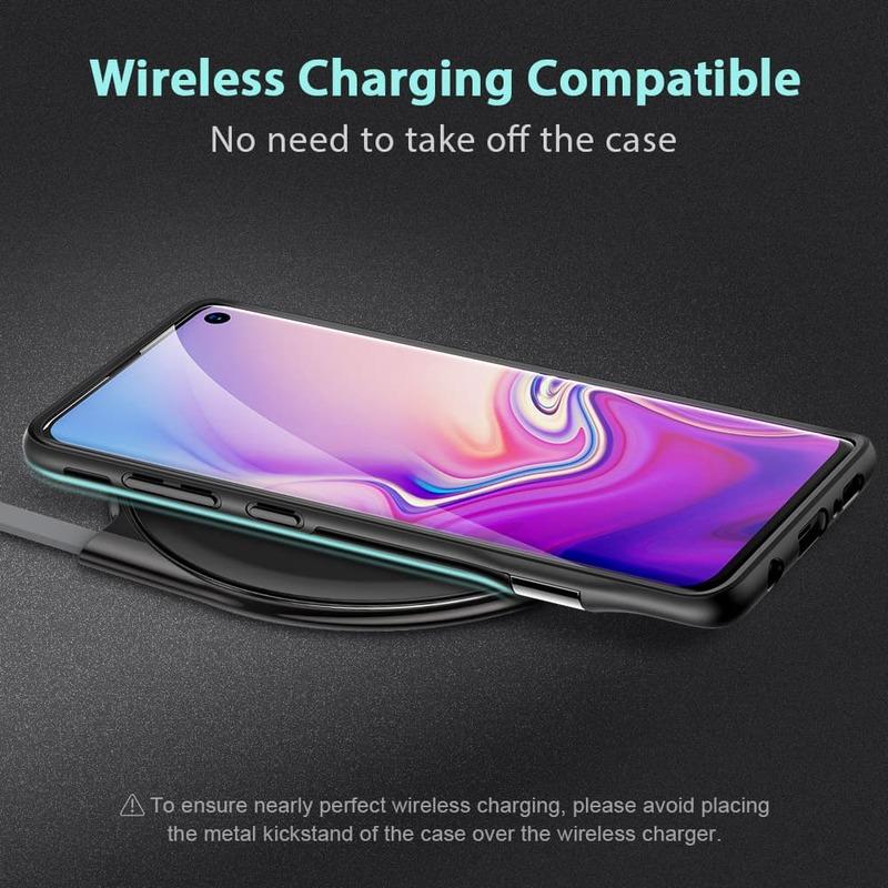 Galaxy S10 E Metal Kickstand Case-5