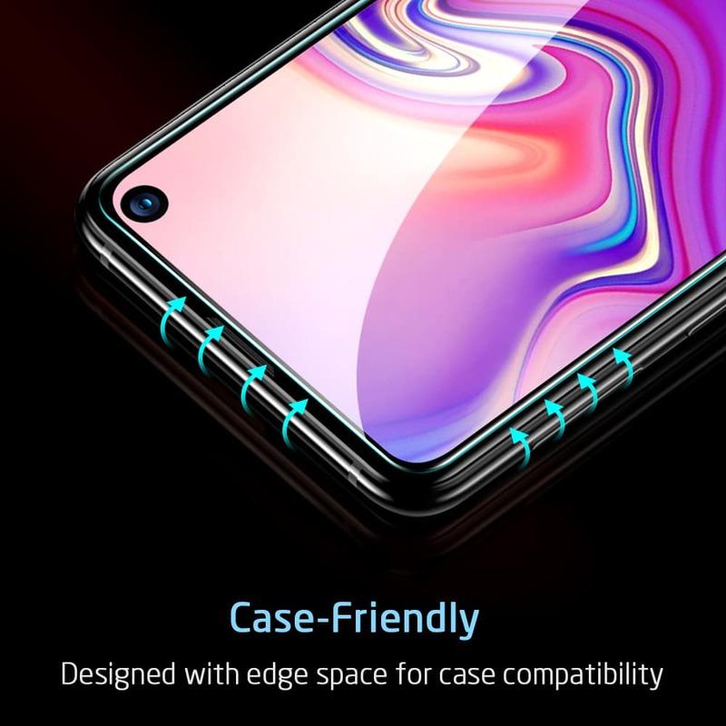 Galaxy S10 E Tempered Glass Screen Protector-2