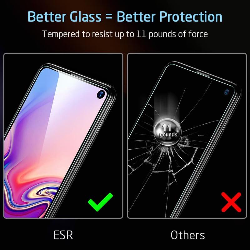 Galaxy S10 E Tempered Glass Screen Protector-3