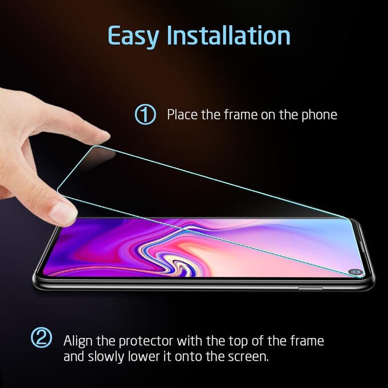 Galaxy S10 E Tempered Glass Screen Protector-4
