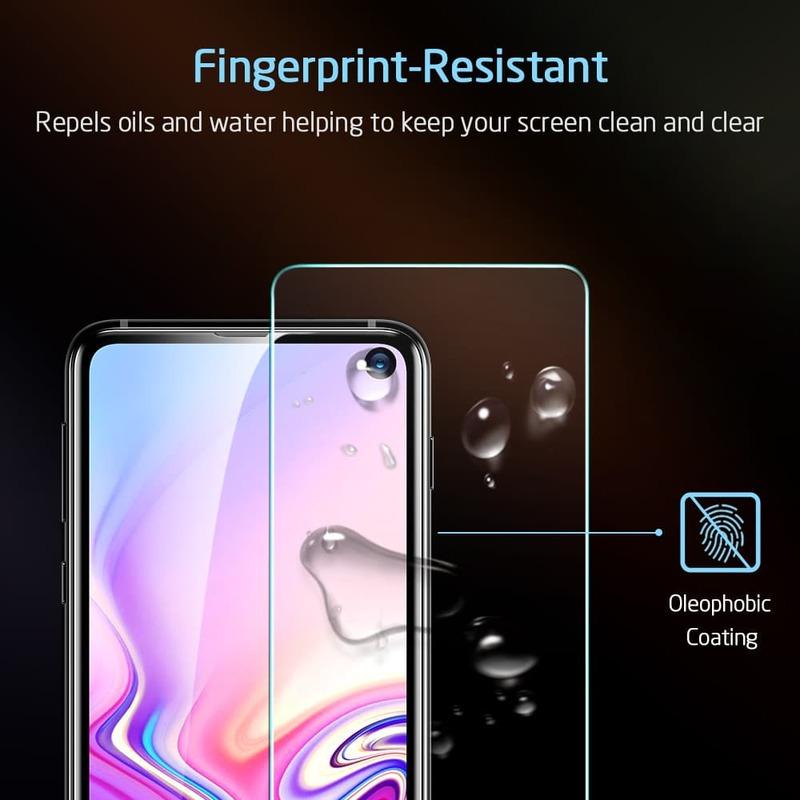 Galaxy S10 E Tempered Glass Screen Protector-5
