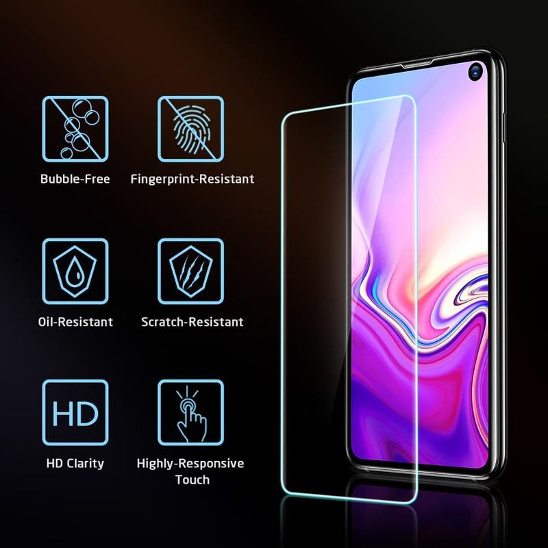 Galaxy S10 E Tempered Glass Screen Protector-6