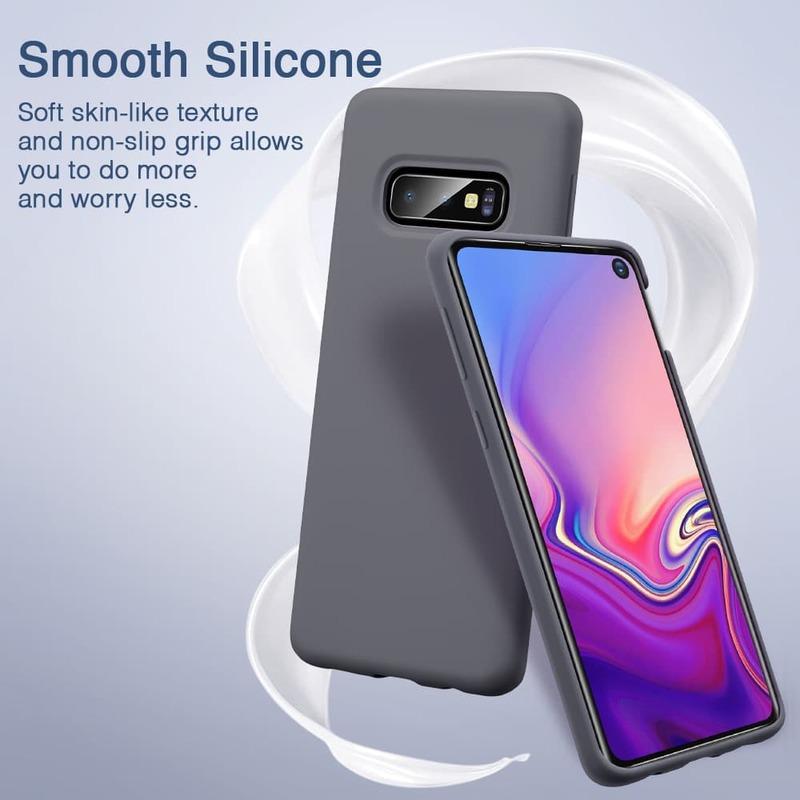 Galaxy S10 E Yippee Color Soft Case-1