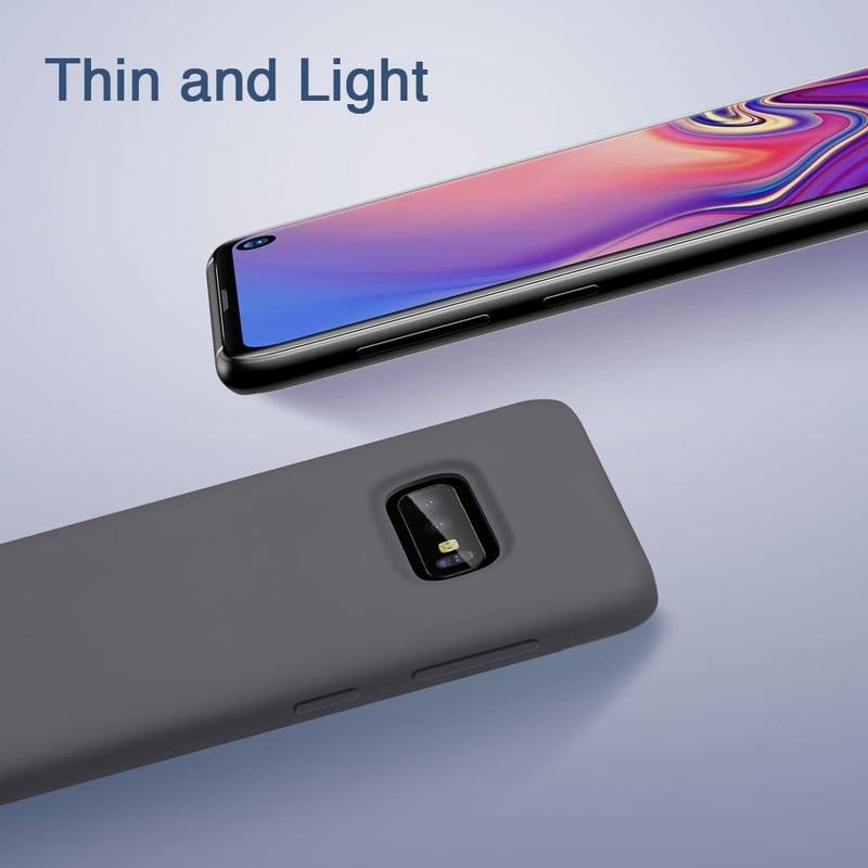 Galaxy S10 E Yippee Color Soft Case-5