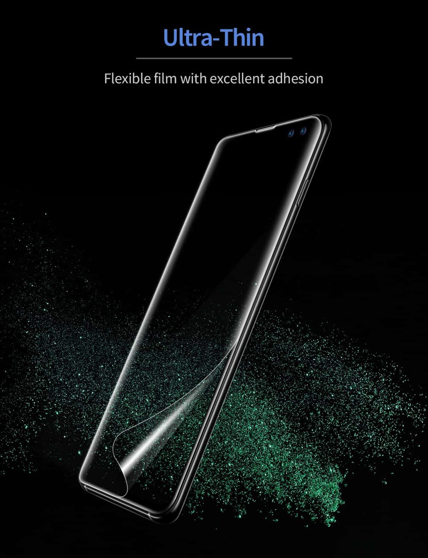 Galaxy S10 Plus Liquid Skin Full-Coverage Screen Protector-2