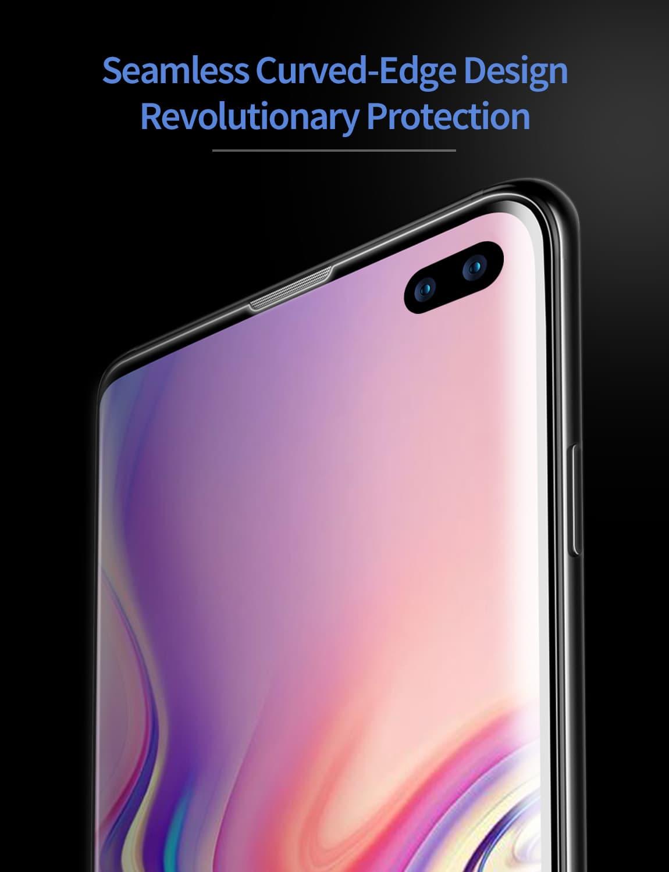 Galaxy S10 Plus Liquid Skin Full-Coverage Screen Protector-3