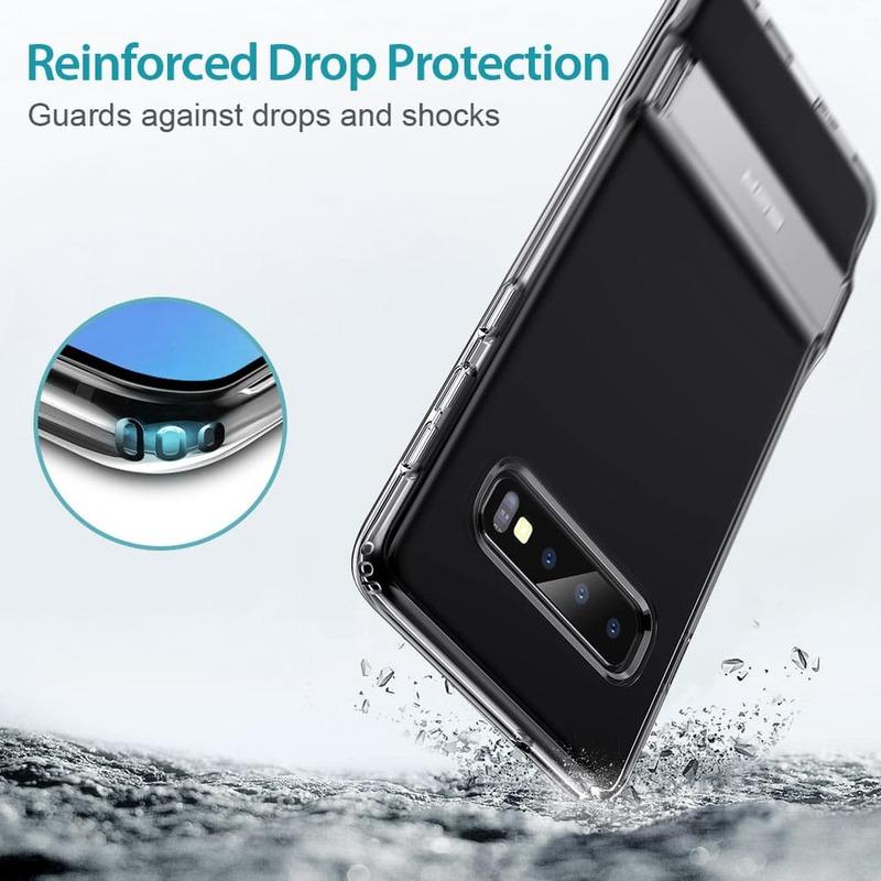 Galaxy S10 Plus Metal Kickstand Case-3