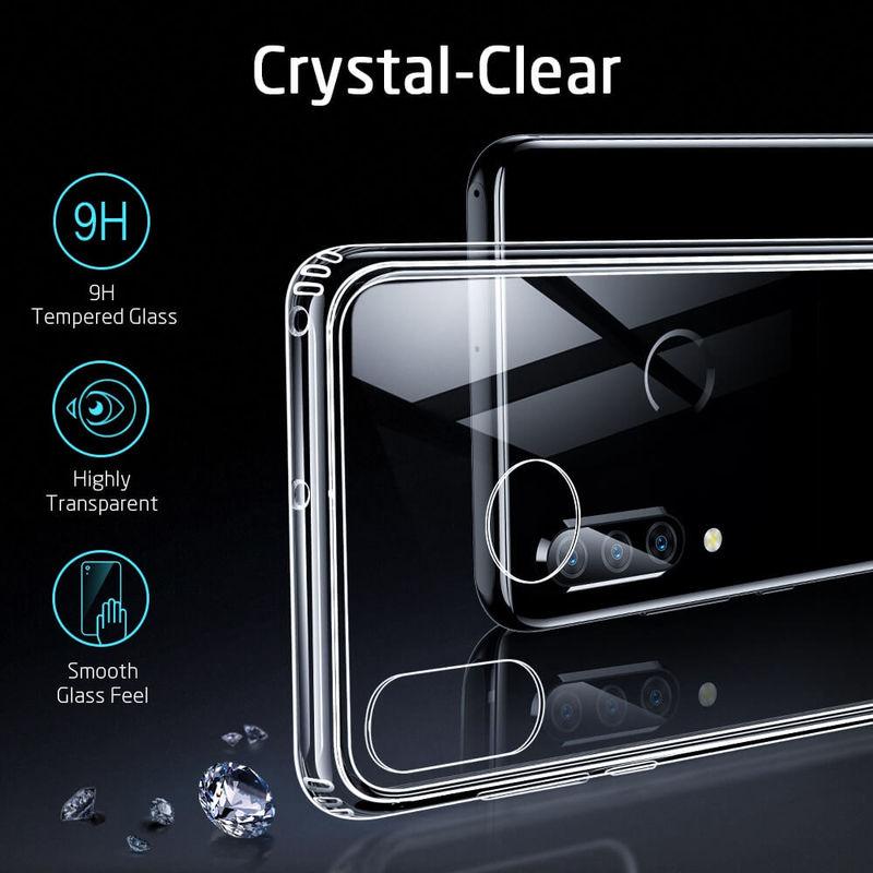 P30 Lite Mimic Tempered Glass Case 4