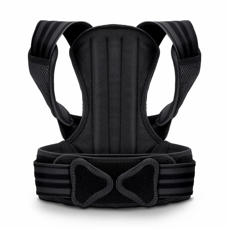 VOKKA Posture Corrector black 1