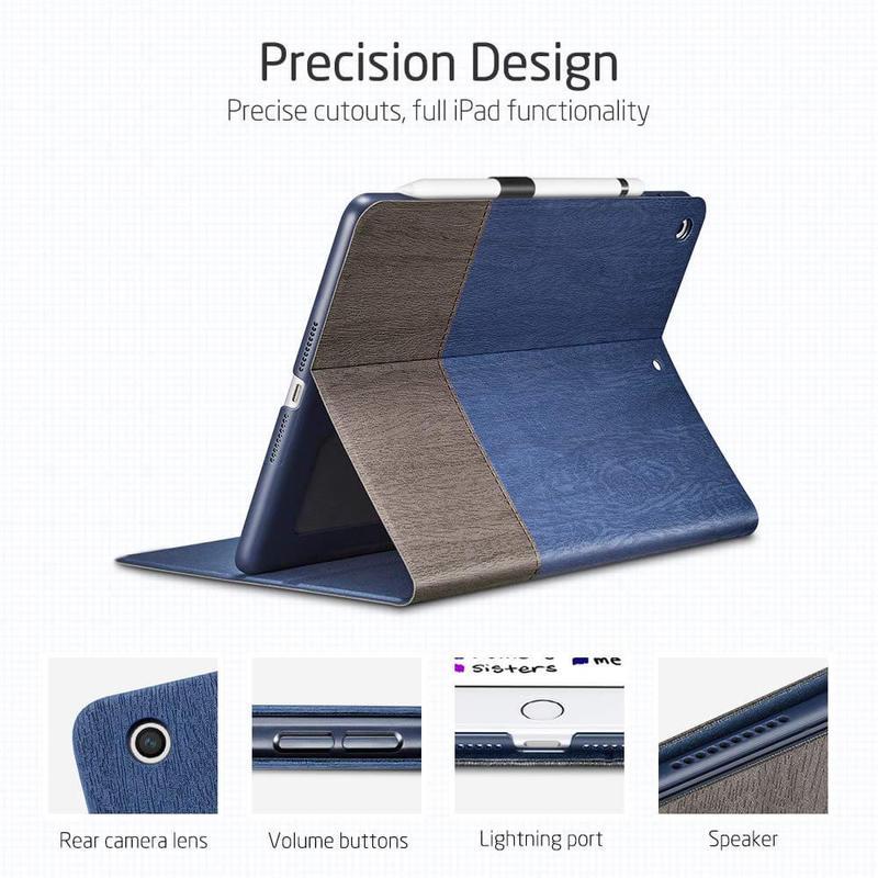 iPad Mini 5 2019 Rebound Slim Smart Case2