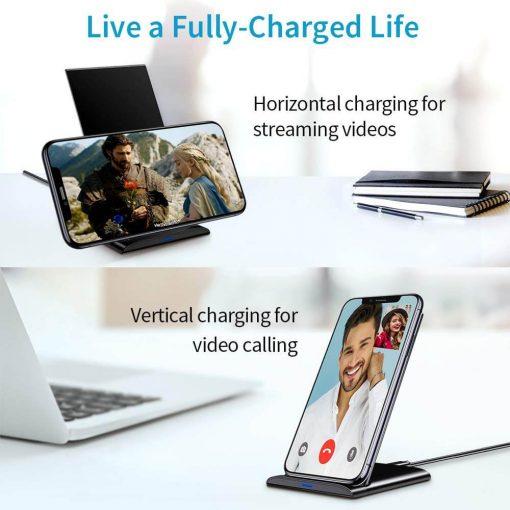 Lift Wireless Charging Stand (10W/7.5W/5W)