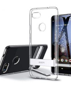 Pixel 3a Metal Kickstand Case