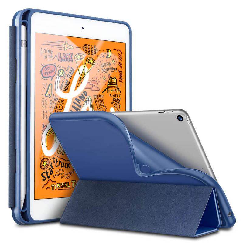 iPad Mini 5 2019 Rebound Pencil Slim Smart Case 1