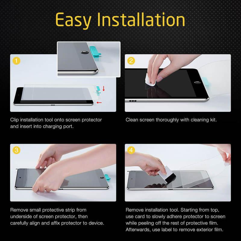 iPad Mini 5 2019Mini 4 Paper Like Screen Protector6