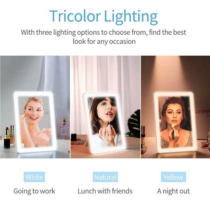 ESR7Gears LED Vanity Mirror2