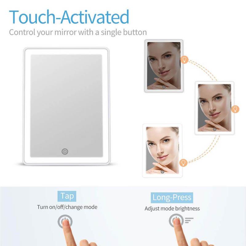 ESR7Gears LED Vanity Mirror4